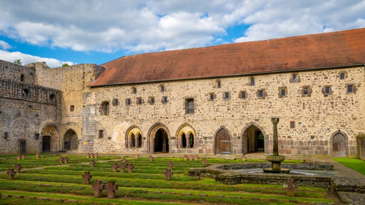 Kloster Arnsberg bei Lich